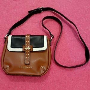 Jack French, London-  Designer Mini Leather Purse.